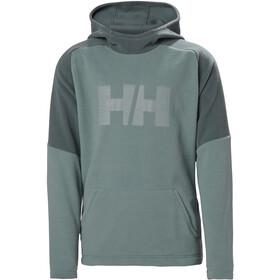 Helly Hansen Daybreaker Hoodie Youth, gris